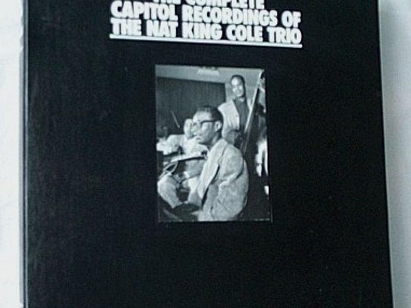 Nat King Cole Trio - 27 LP mosaic set- complete capitol recordings