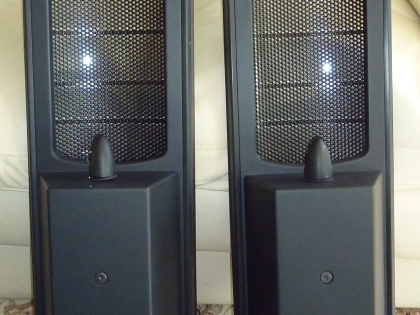 Martin Logan Script On Wall Electrostatic Speakers