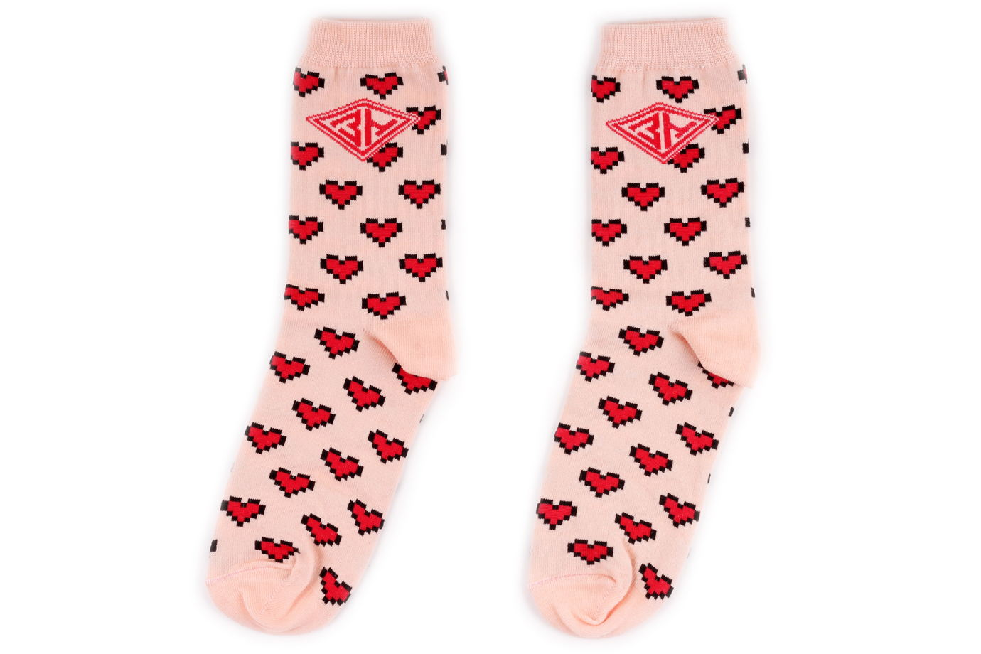Носки Запорожец - набор из 3-пар женских носочков в коробочке