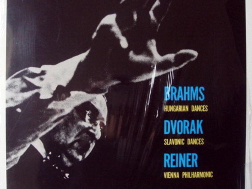 ★Audiophile 180g★ DECCA-Speakers Corner / REINER, - Brahms Hungarian Dances, MINT(OOP)!