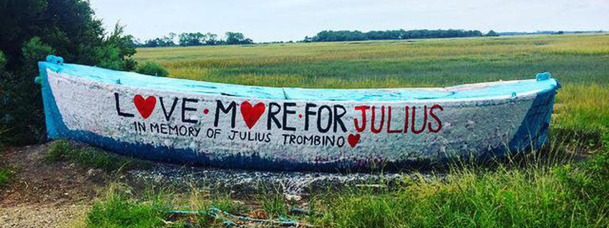 Love More for Julius Inc banner