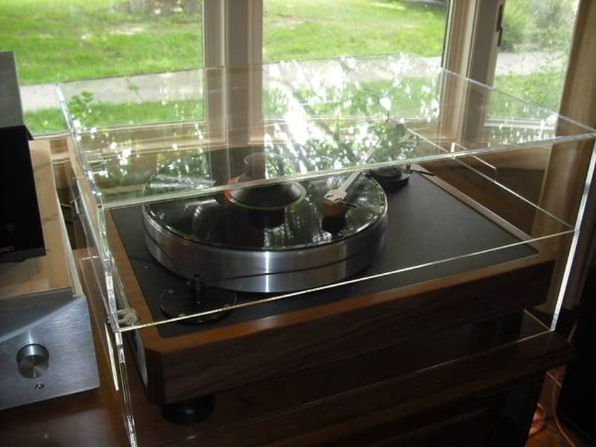 Vpi Classic Dust Cover By Stereo Squares 2 pc Hinged model 1,2 & 3