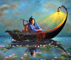 Artist Hariom Singh Paintings