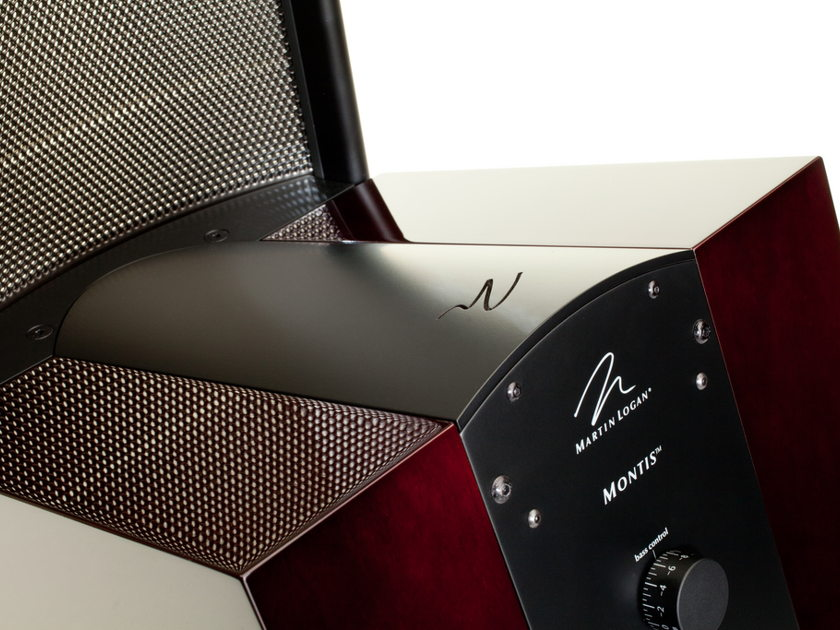 MartinLogan Montis High End ESL Loudspeaker