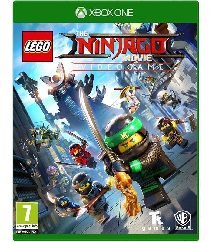 LEGO Ninjago Movie Video Game xbox one for xbox one