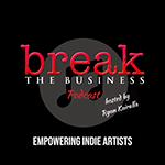 Break the Business Podcast Logo