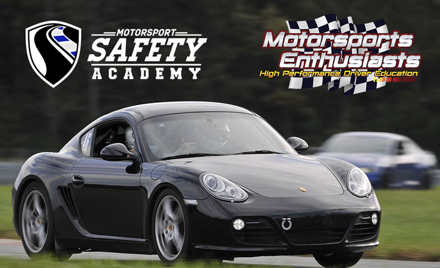 MoE HPDE MSF Level 2 Instructor Course NJMP