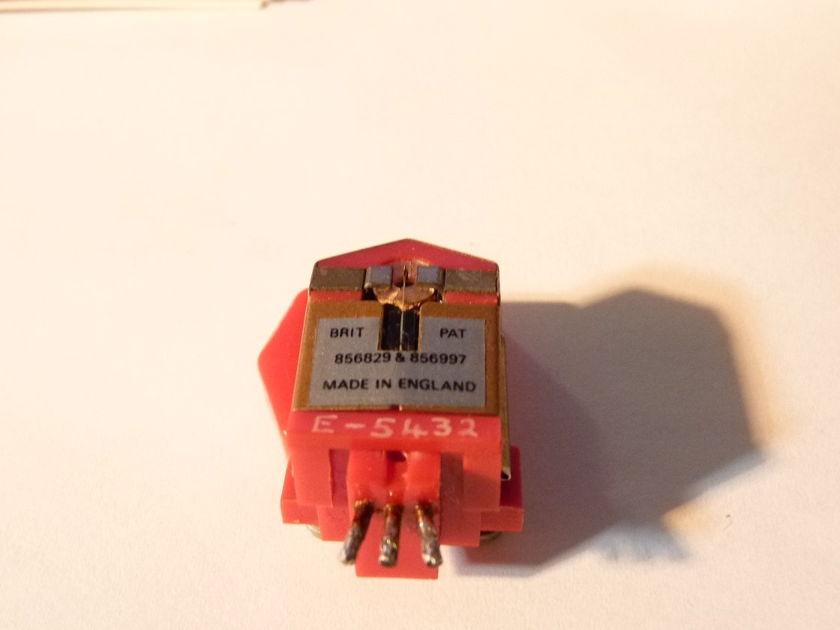 Decca London Gold  Mark IV phono cartridge
