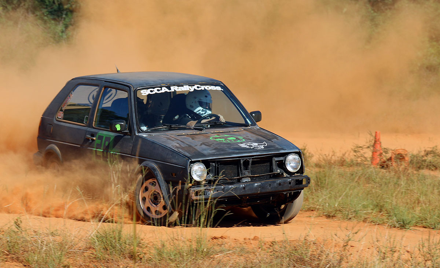 Middle GA SCCA RallyCross #4