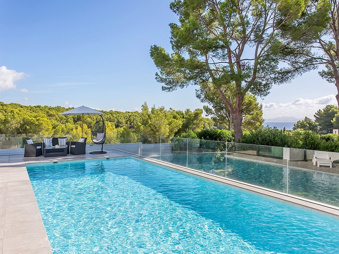 Family villa in tranquil location of Sol de Mallorca