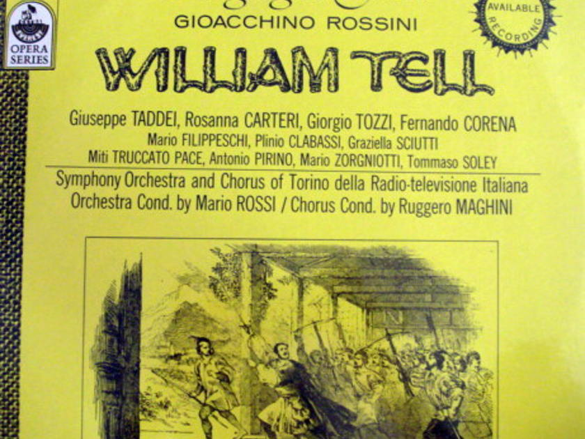 ★Sealed★ Everest /  - ROSSI, Rossini William Tell Highlights!