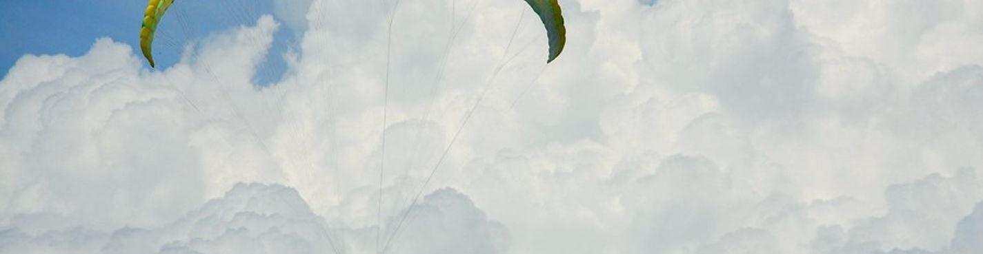 Полеты на Паралете — Бали с высоты птичьего полета