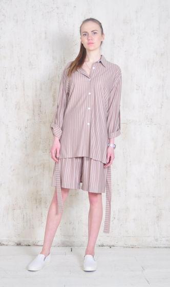 Рубашка и шорты Mainaim из хлопка