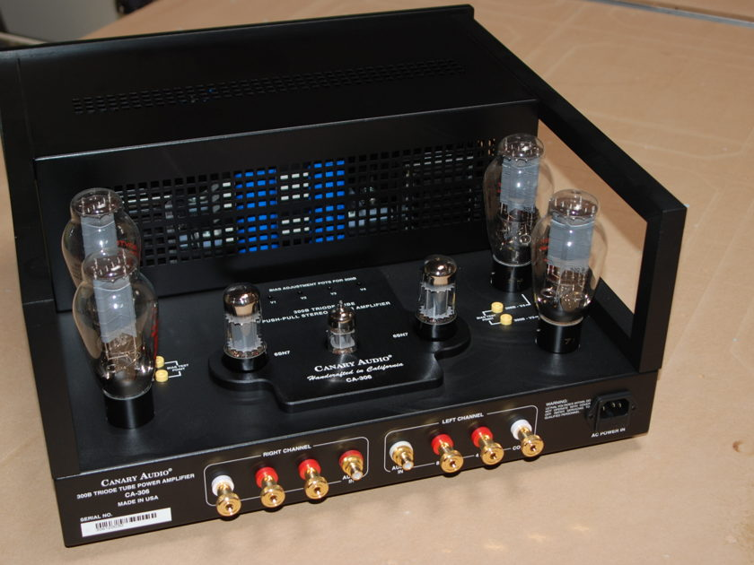 Canary CA306 300B Amplifier 25 WPC