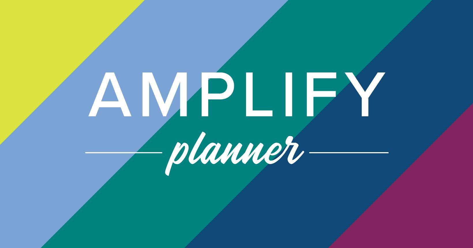 Amplify Planner Facebook Community