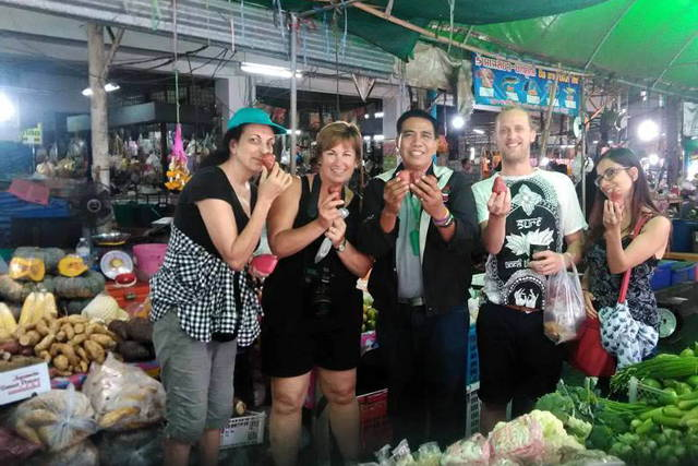 Local Countryside Experience from Bangkok