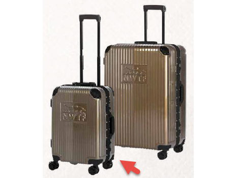 Rolling 18 Carry-on Bag with NWTF Logo