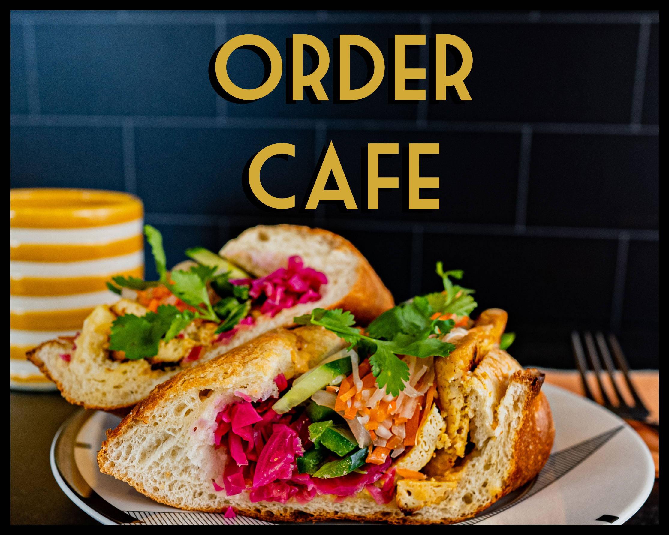 order cafe