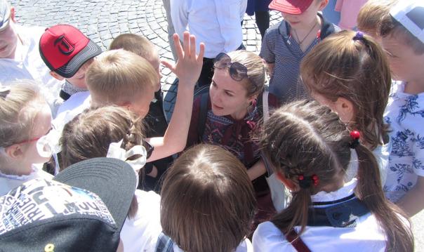 Время героев и поэтов. Экскурсия для детей 6+