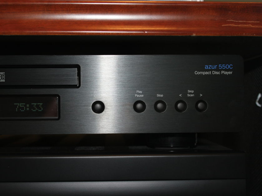 Cambridge Audio 550C CD Player