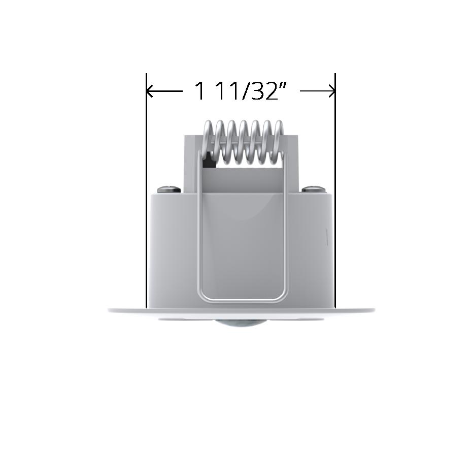 Faradite motion sensor 360 terminals with Cat5/cat6 cables in terminals