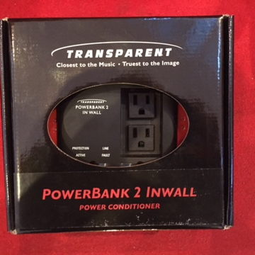 PowerBank 2 Inwall