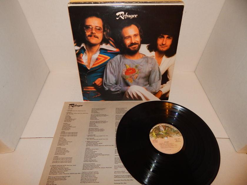 REFUGEE PATRICK MORAZ  - Yes Moody Blues 1974 Charisma FC 6066 Prog NM+ LP