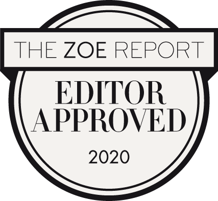 Zoe Report Editor Approved 2020 Award