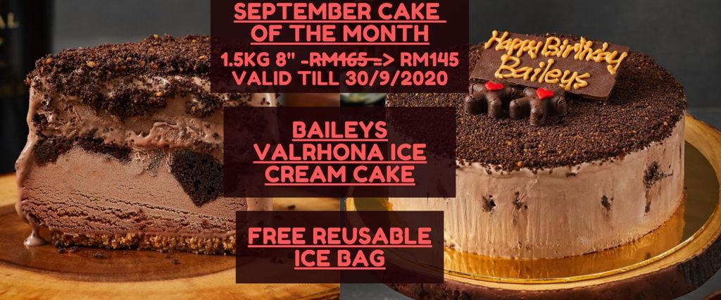 Cake Tella - Alcoholic cake