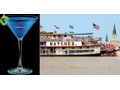 Two Tickets for New Orleans Original Cocktail Walking Tour and Day Jazz Cruise