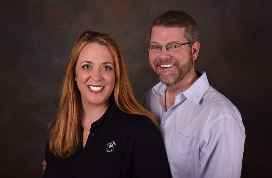 Julia and David Shelton, Franchise Owners | Primrose School of Preston Hollow