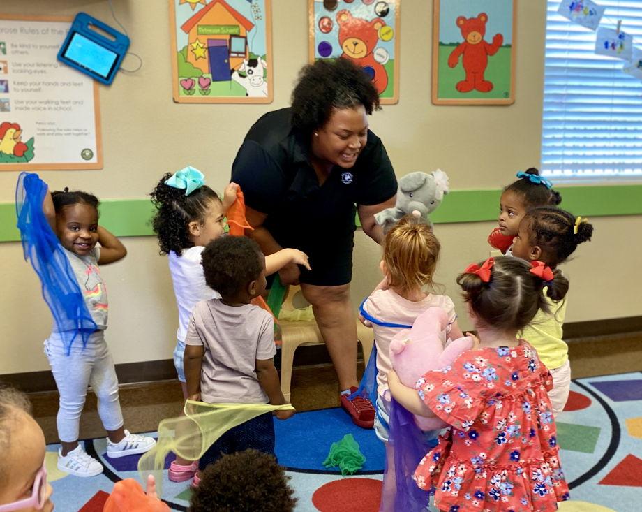 Mrs. White , Preschool Pathways Teacher