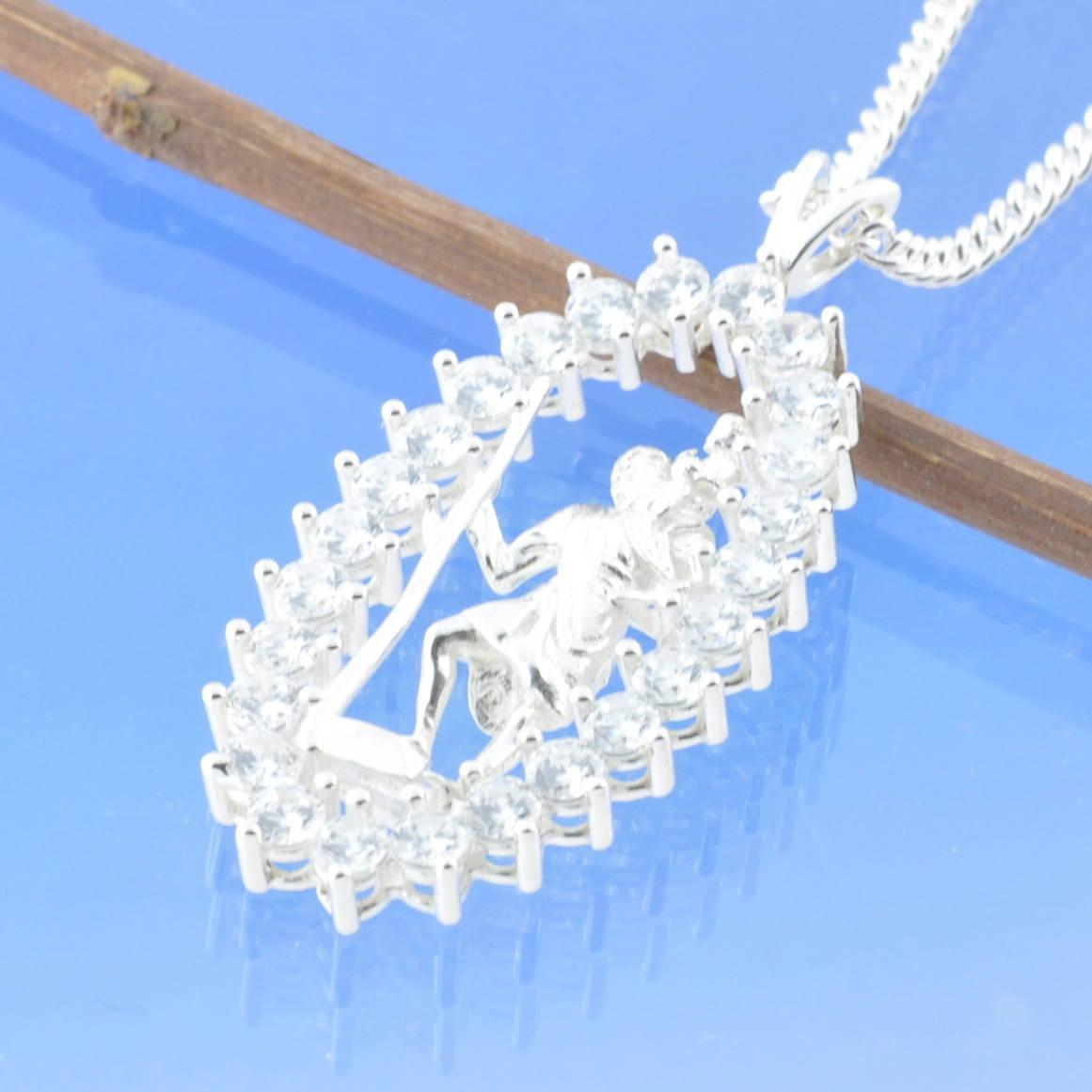 cremation ash necklace