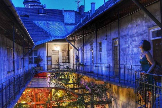 Казимеж-еврейский квартал Кракова
