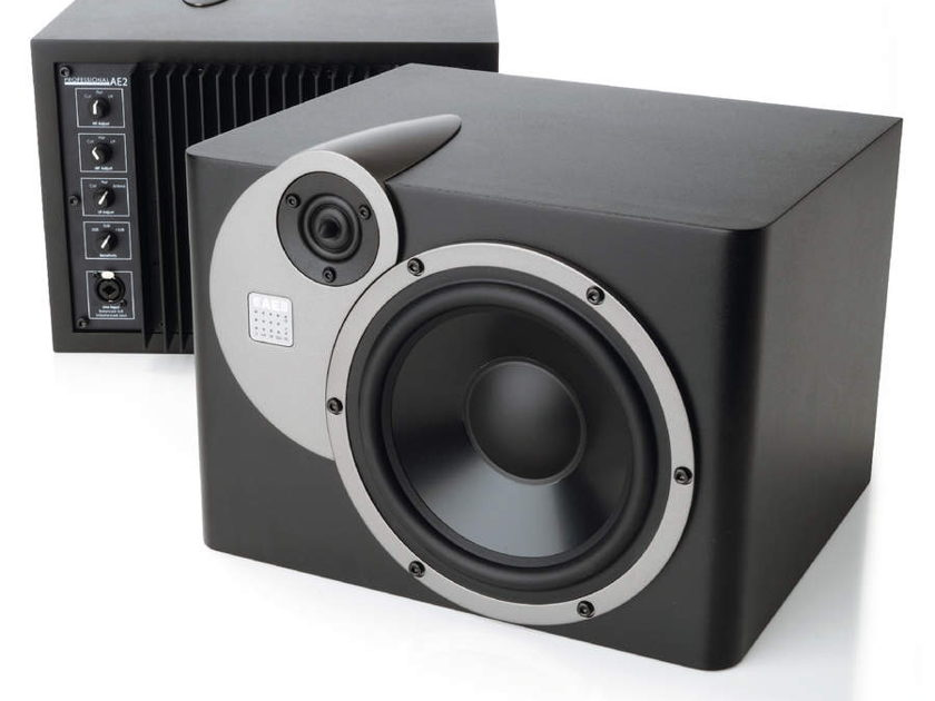 ACOUSTIC ENERGY AE22 Passive Professional Studio Monitors (pr.): Brand New-In-Box; 65% Off Retail