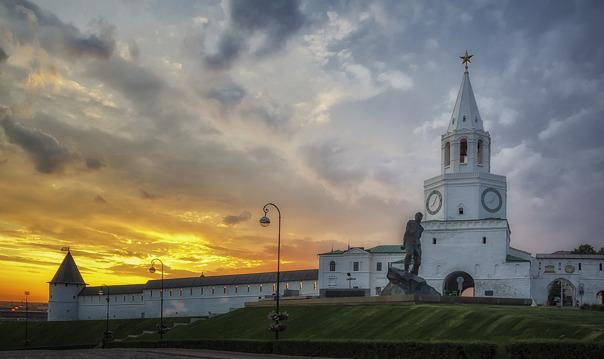 Экскурсия по Казани с дегустацией вин