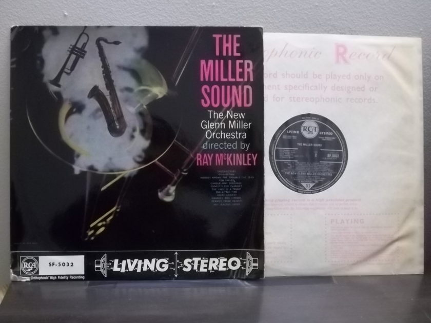 Glen Miller The Miller Sound - Ray Mckinley RCA made in Great Britain, Rare