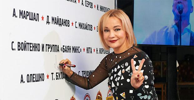 «Звёзды Дорожного радио»: магия чисел в жизни Татьяны Булановой - Новости радио OnAir.ru