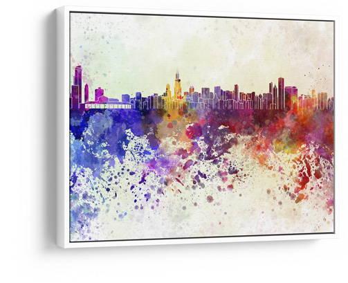 Fine art canvas prints