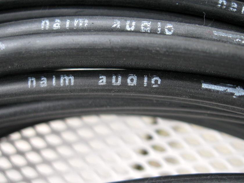 Naim NACA 5 spkr cable, 2 X 25 ft
