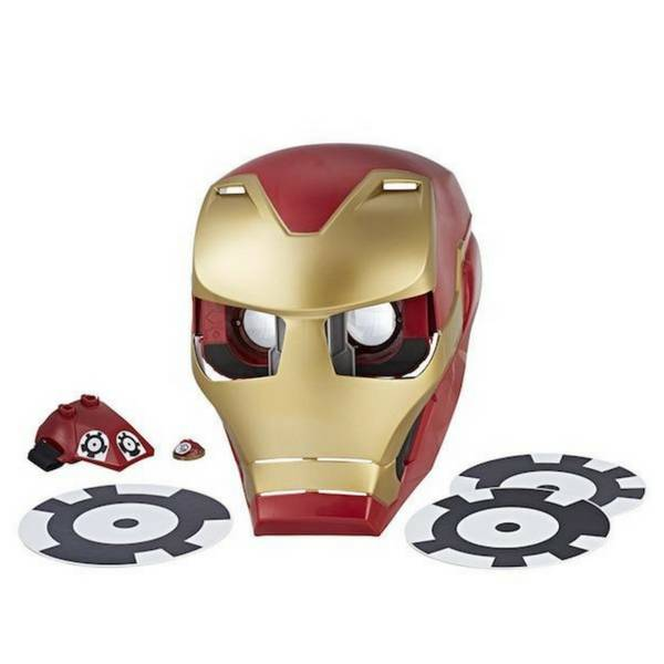 Avengers Infinity War: Iron Man Ar Experience Hero Vision By Hasbro free shippinga cross India