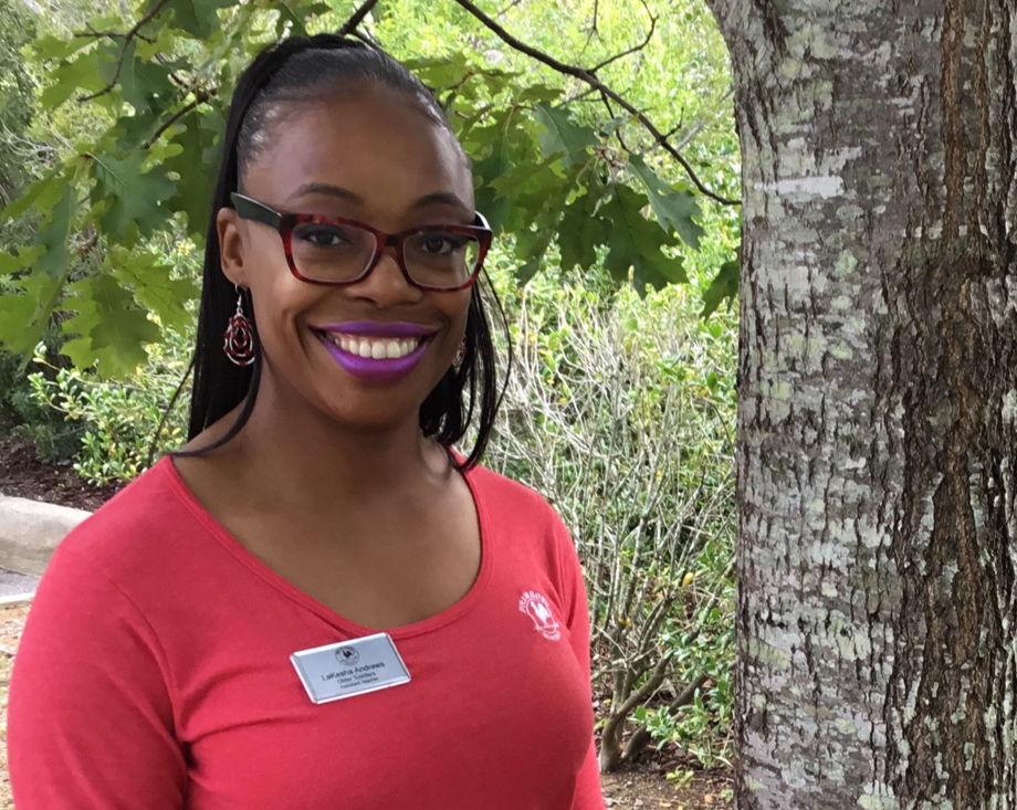 Lakesha Andrews , Older Toddler Lead Teacher