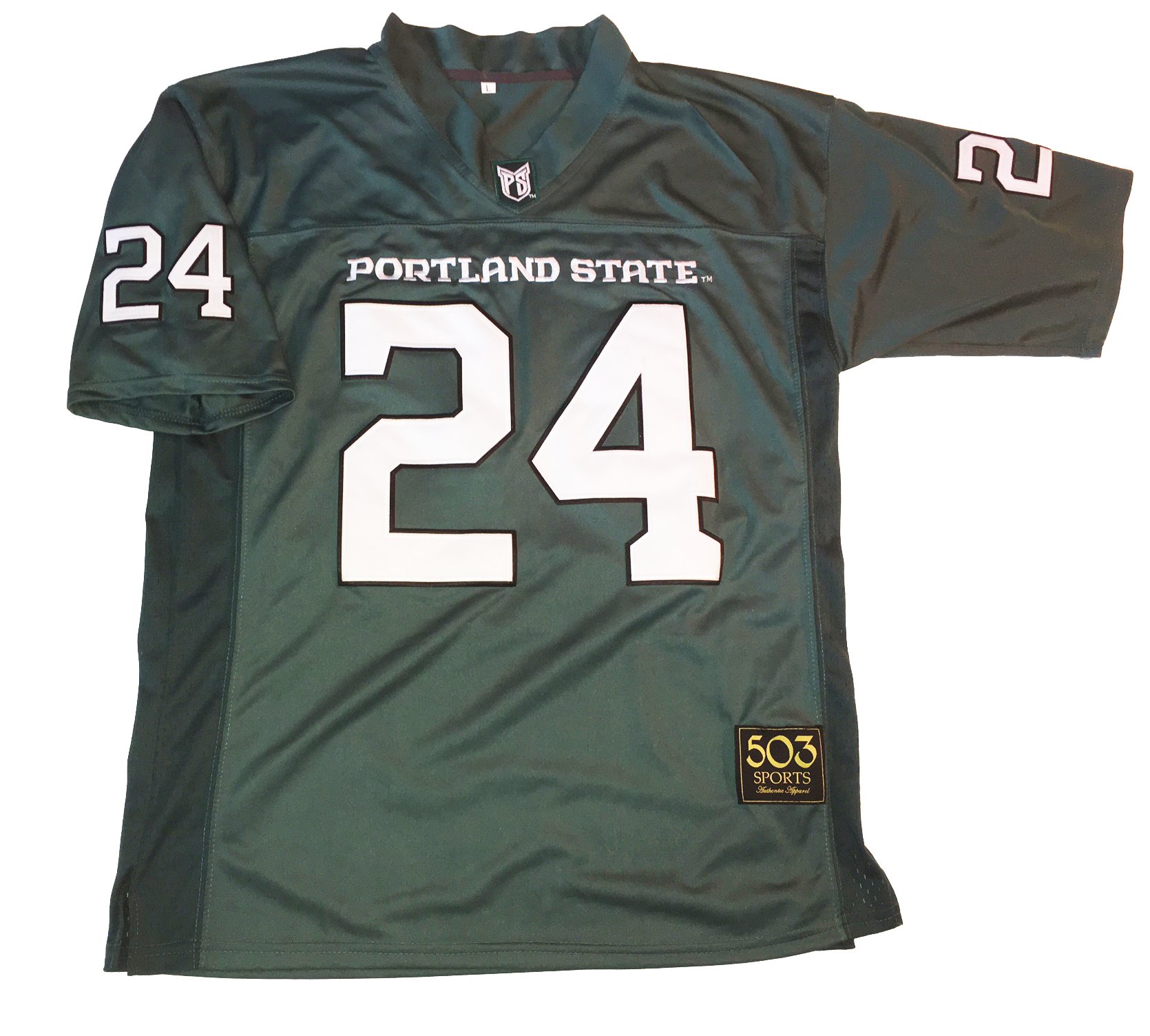 Portland State University Vikings officially licensed football jersey
