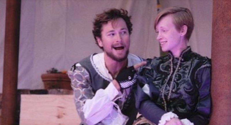 Shakespeare in the Garden AS YOU LIKE IT!