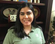 Ms. Alondra Orendain , Early Preschool 1 Assistant Teacher