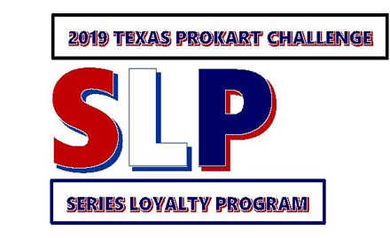 2019 Texas ProKart Series Loyalty Program