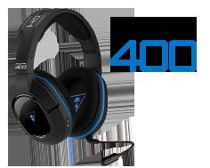 Cuffia gaming stereo wireless Turtle Beach Stealth 400 per PlayStation®4. 8500fd9bfeeb