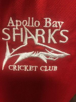 Apollo Bay cricket club Logo