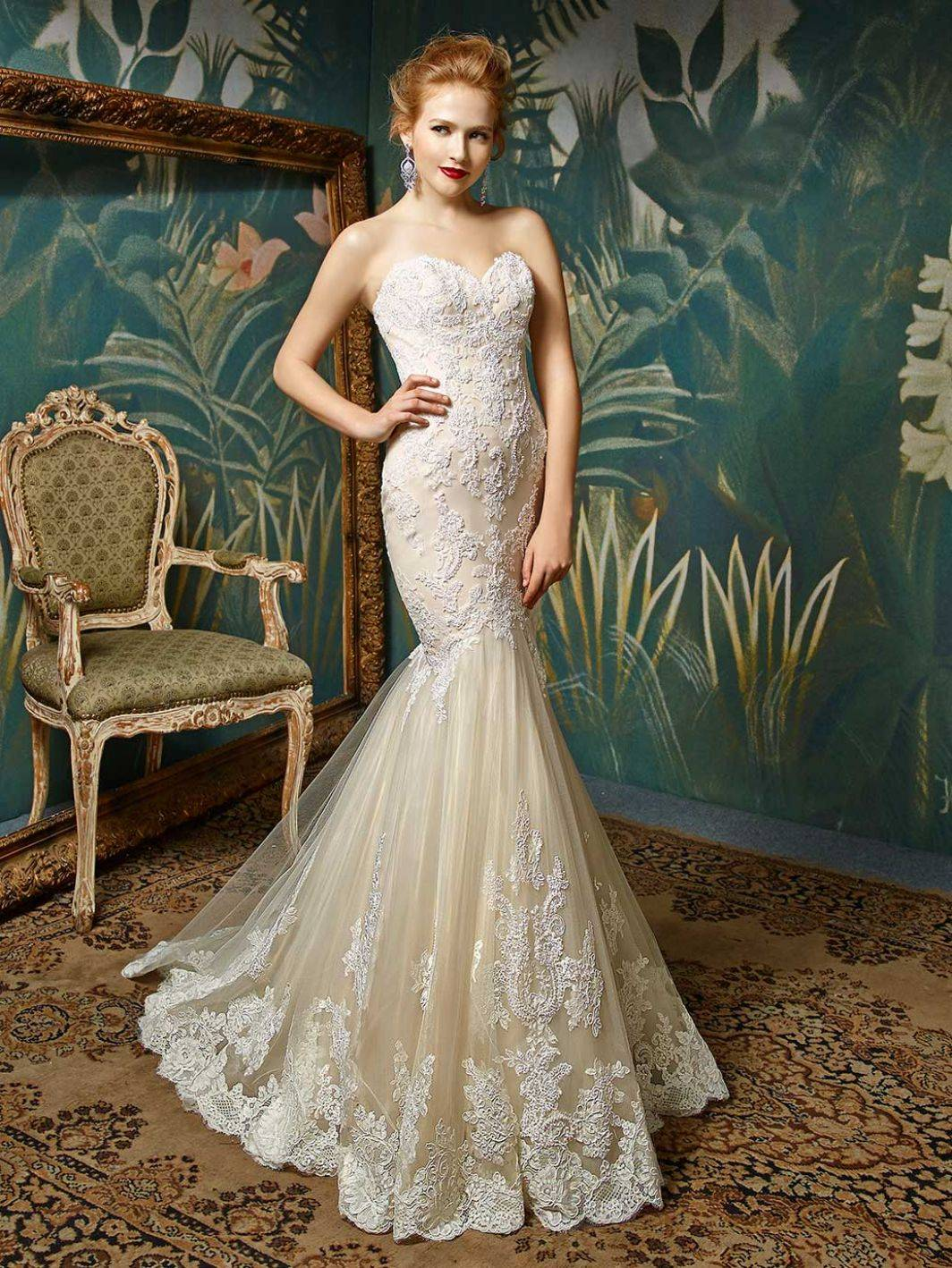ENZOANI WEDDING DRESS JIN