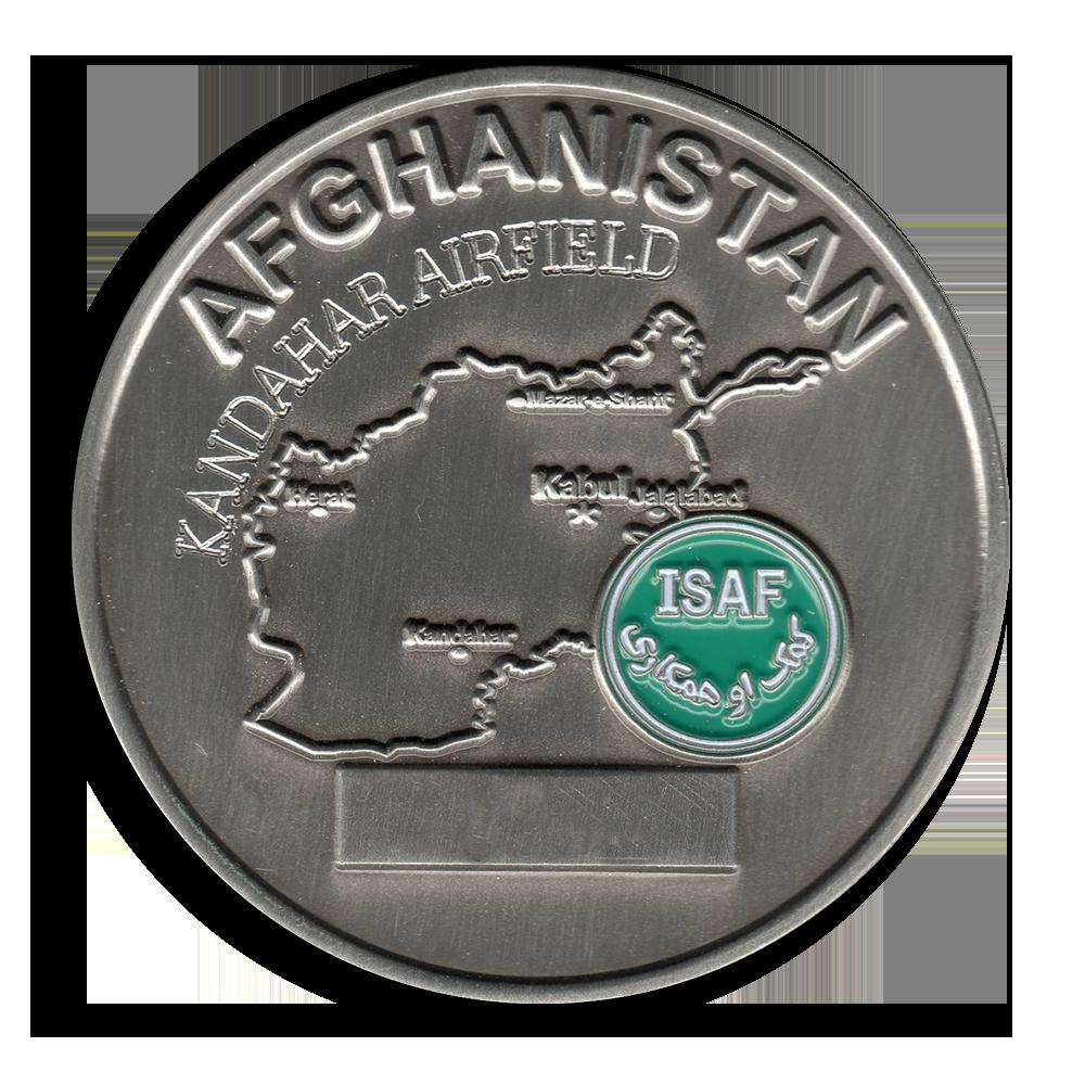 Bundeswehr Coin herstellen